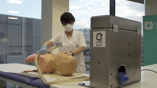 Seat está fabricando respiradores con los motores de los limpiaparabrisas en su planta de Martorell