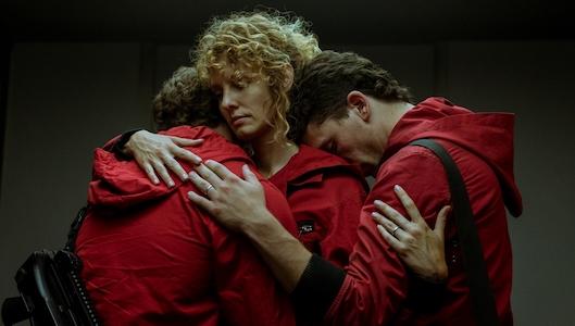 Netflix estrena la cuarta temporada de 'La casa de papel' hoy 3 de abril