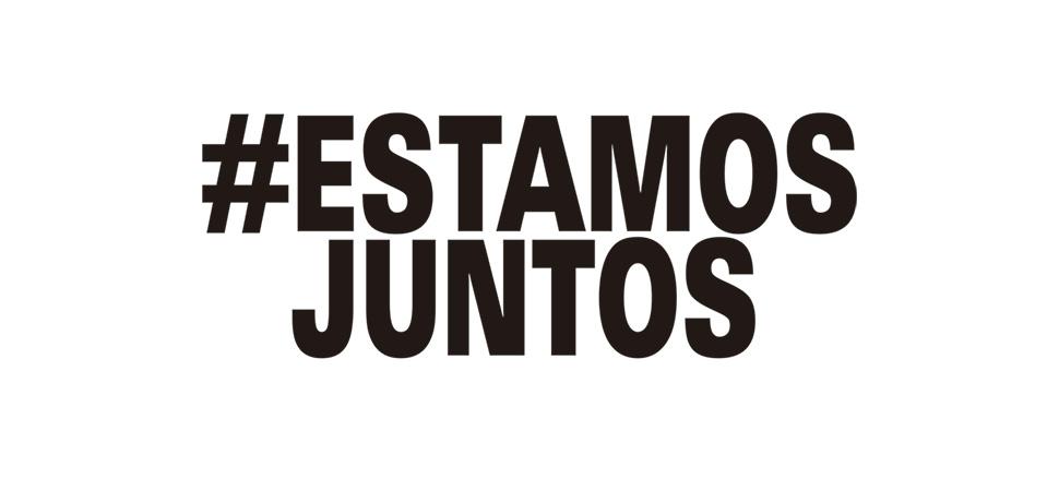#Estamosjuntos