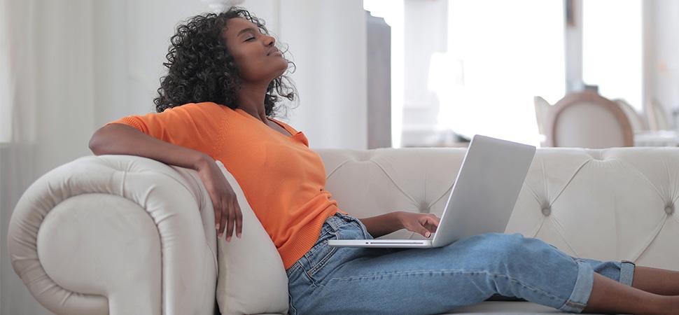 Viajar sin moverte del sofá es posible