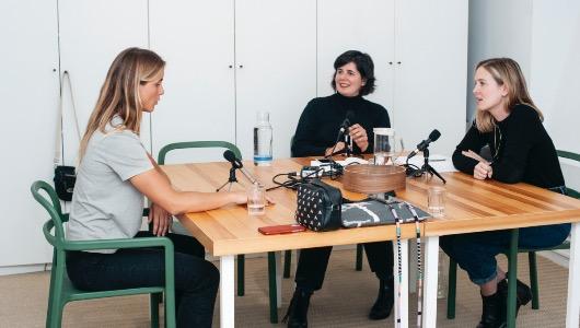 Podcast 'Charlando con' de la marca Zubi