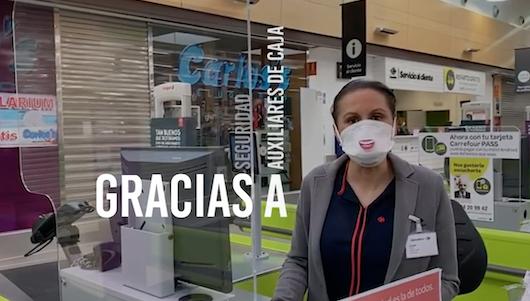 Campaña de Carrefour