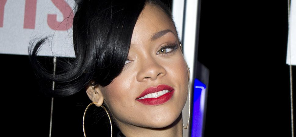 Rihanna está muy ocupada intentando salvar el mundo
