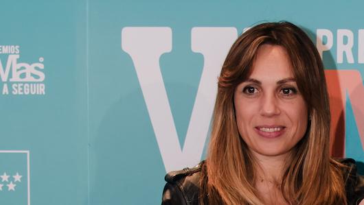 Rocío Holgado (foto de Eva Gascón)