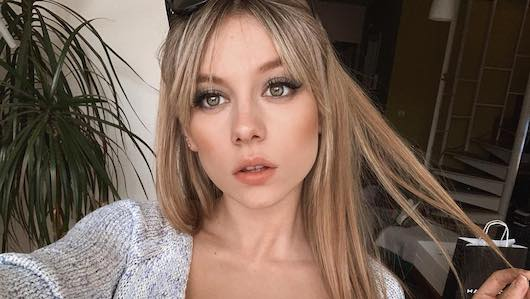La actriz e influencer Esther Expósito