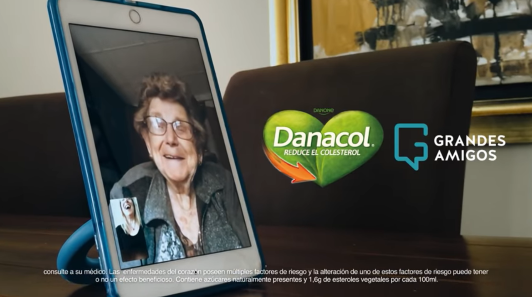 Danacol es una marca de Danone