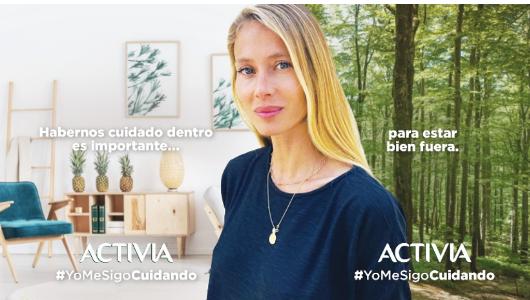 Vanesa Lorenzo es una de las embajadoras de la marca