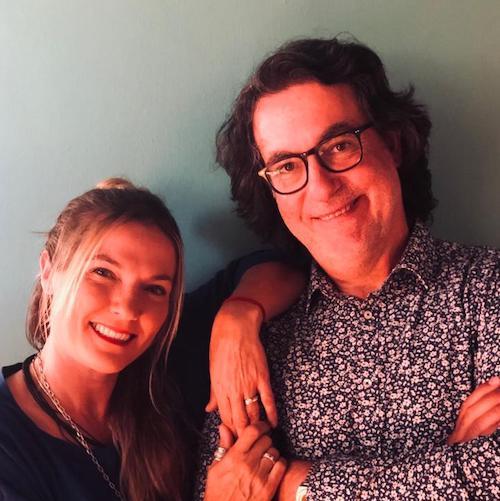 Jordina Carbó y Manu Díez