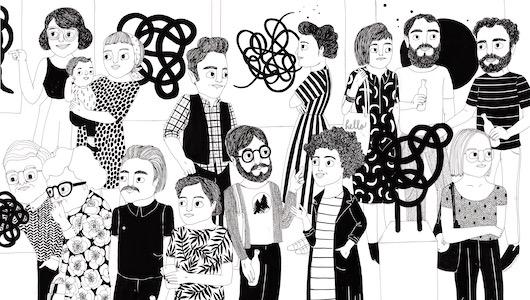Ilustración de Elisa Munsó para Moritz