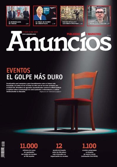 Revista Anuncios 1620