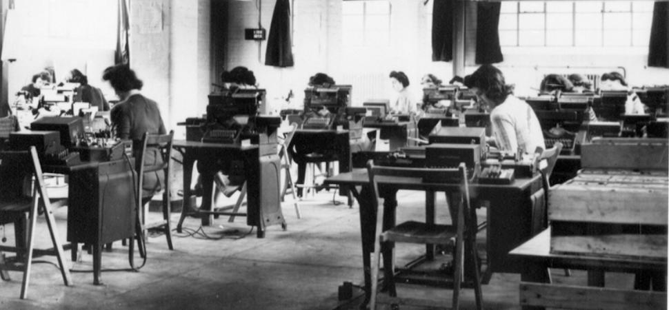 La desconocida historia de las 'chicas Bletchley', las matemáticas que ayudaron a acabar con los nazis