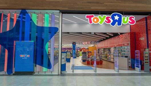 Una tienda de Toys'R'Us