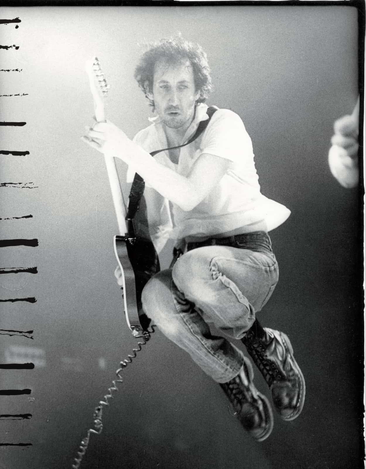 Pete Townshend con unas Dr. Martens.