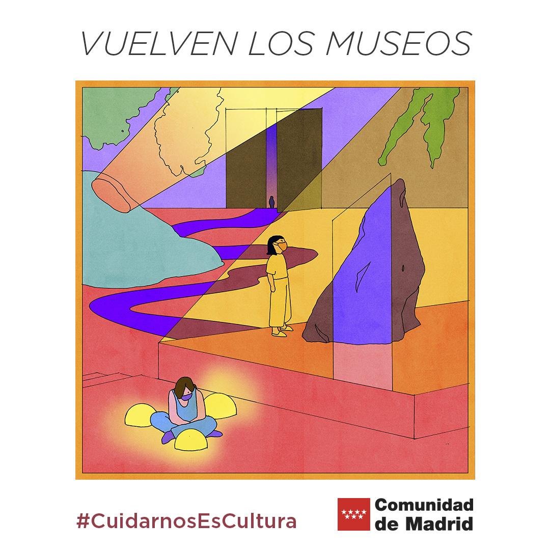 Ilustración de María Medem.