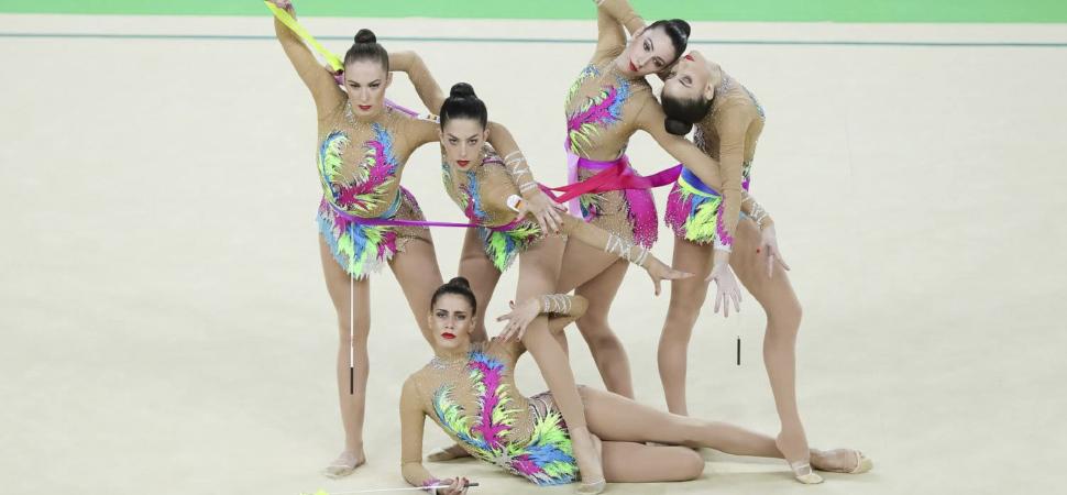 La gimnasia rítmica aprueba los equipos mixtos de chicas y chicos