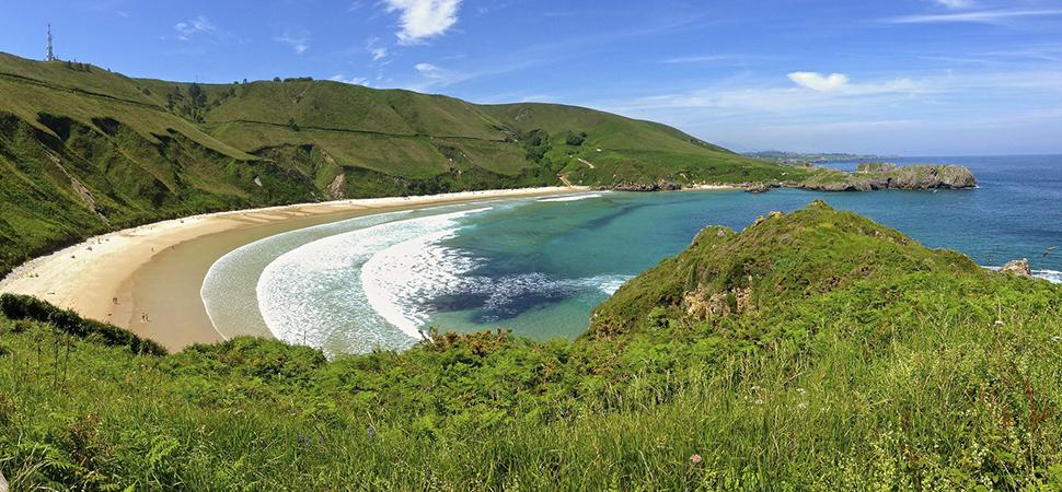 Las mejores playas para disfrutar sin bañador