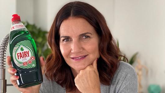 Samantha Vallejo-Nágera, nueva prescriptora de Fairy