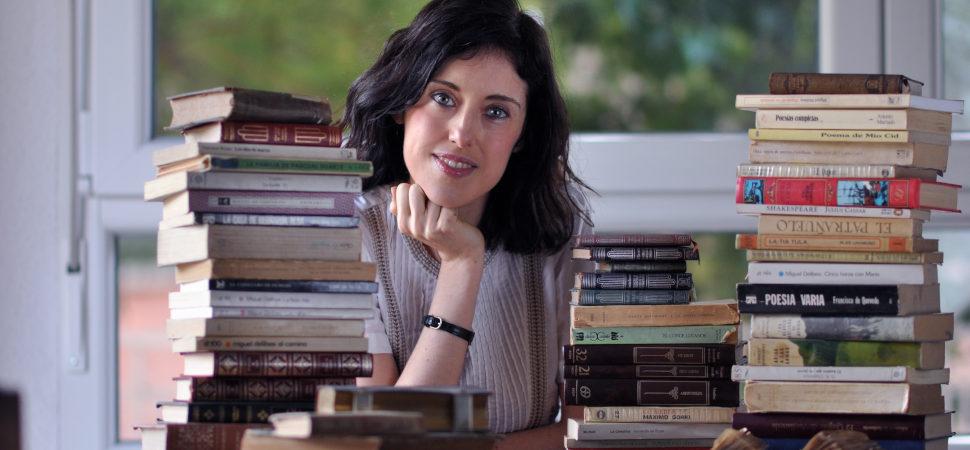 """""""Me enamoré de la literatura cuando mi padre me leía 'La Odisea' antes de dormir"""""""