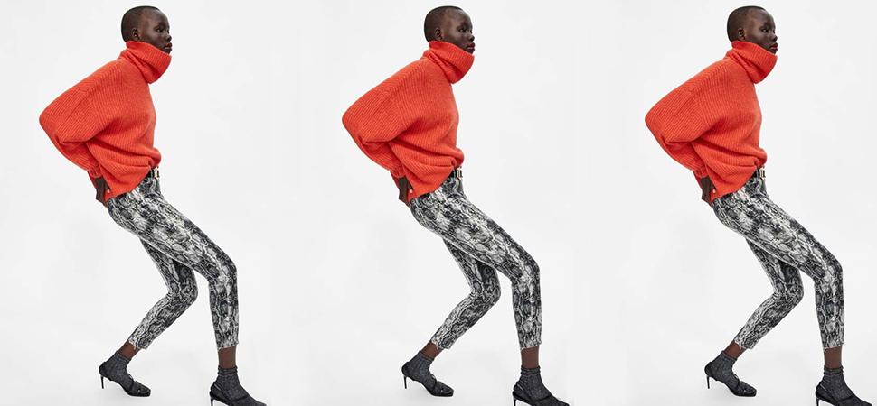 Modelos con ciática: la divertida cuenta que se burla de las absurdas poses de las campañas de moda