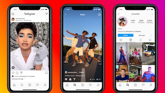Instagram Reels, novedad de este año de la plataforma
