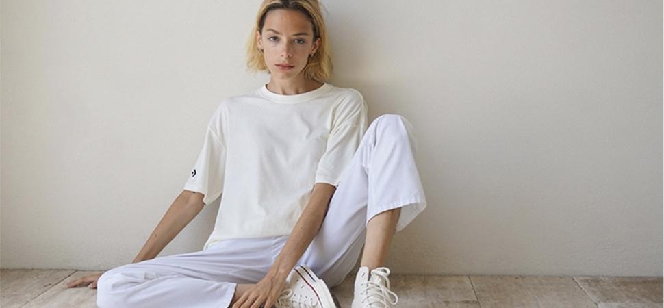 Converse elimina las barreras de género y talla: ¿es este el futuro de la moda?