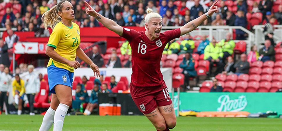 Brasil e Inglaterra dan un importante paso hacia la igualdad en el fútbol