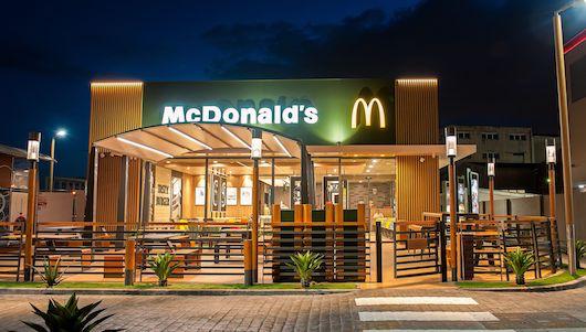 Un restaurante de McDonald's