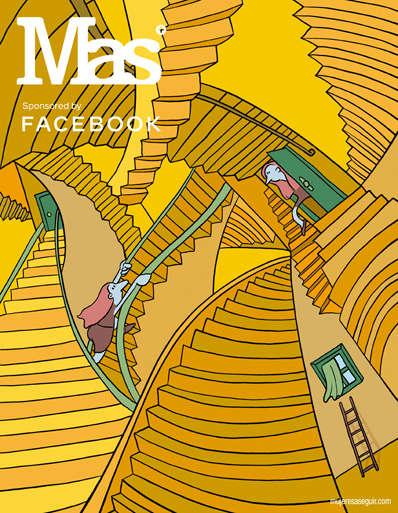 Número especial de MAS para Facebook y el CdeC