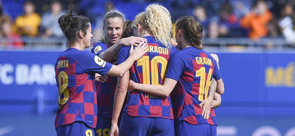 El fútbol femenino será por fin profesional a partir de la próxima temporada