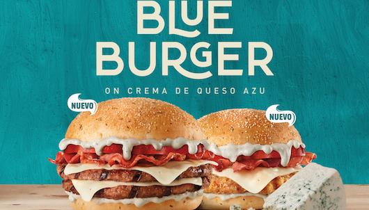 La nueva hamburguesa tiene dos variedades