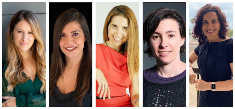 Estas cinco mujeres hacen cosas extraordinarias en el ámbito de la tecnología