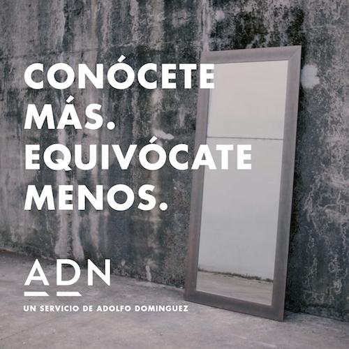 Imagen de la campaña del lanzamiento de la herramienta ADN