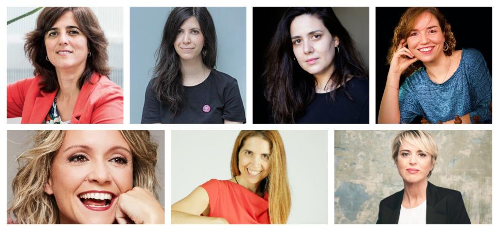 Ganadoras de los Premios Mujeres a Seguir 2020