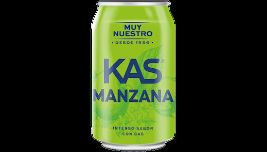 KAS es una marca de origen español, propiedad del grupo PepsiCo
