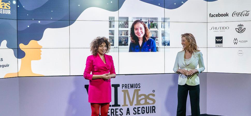 Talento femenino y reivindicación, en los Premios MAS 2020