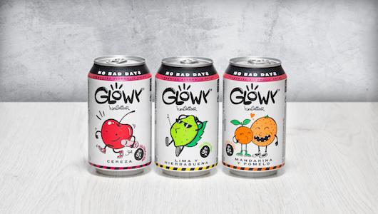 Las tres variedades de Glowy