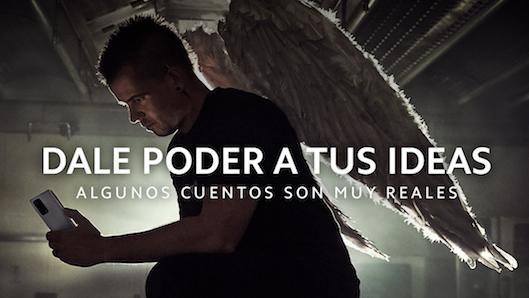 Dabiz Muñoz, en una imagen de la campaña creada por Casanova