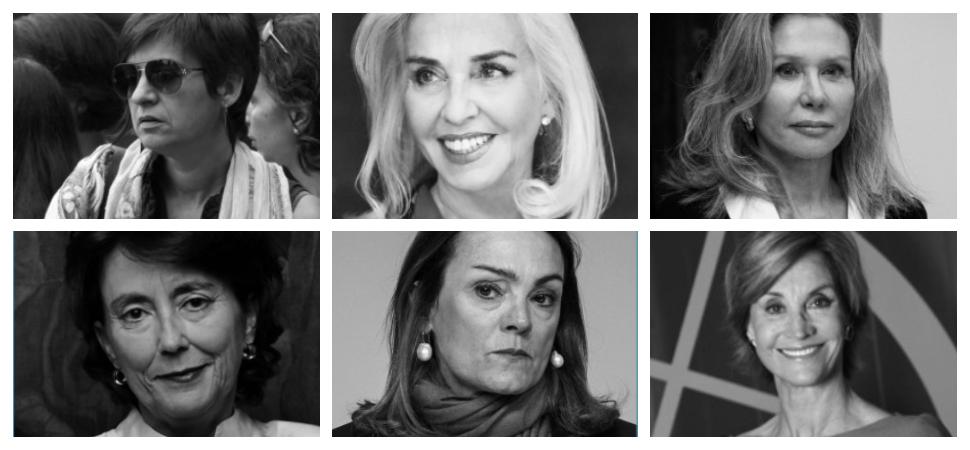 Las mujeres más ricas de España