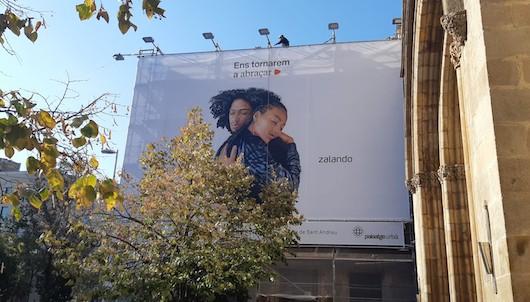 En España, Zalando ha contado con los artistas Taquen y Sebastien Waknine para la realización de los murales en Madrid y Barcelona, respectivamente