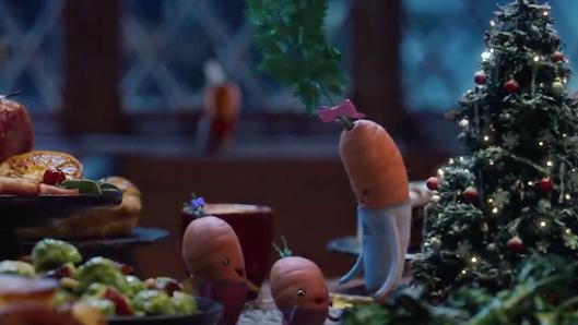 Es el quinto año consecutivo que la marca saca a Kevin the Carrot por Navidad
