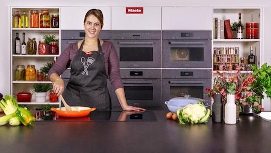 Sol Bazzolo, asesora gastronómica de Miele