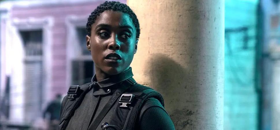 Mujer y negra: así es la nueva agente 007