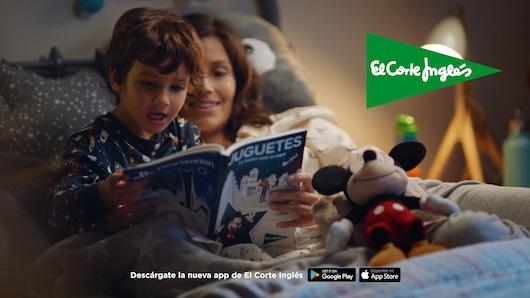 Imagen de la campaña del catálogo de juguetes