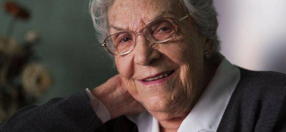 Muere a los 100 años la histórica luchadora antifranquista María Salvo