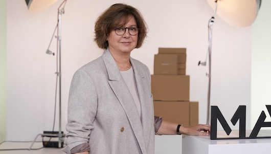 Elena Carasso, directora de online y cliente de Mango