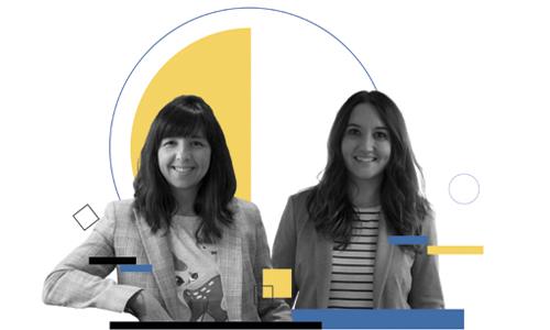 Laura Riestra, Directora de Investigación de Arena Madrid y Leticia Michelena, Directora de Proyectos Estratégicos de Arena Madrid