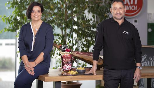 Judith Viader y Enrique Tomás