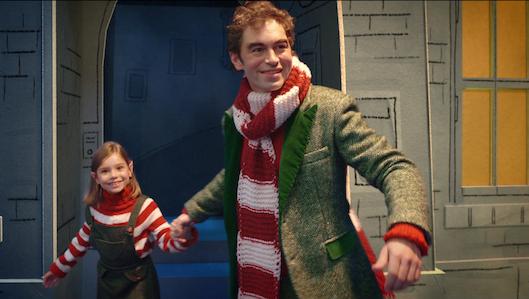 Imagen de la campaña navideña de El Corte Inglés