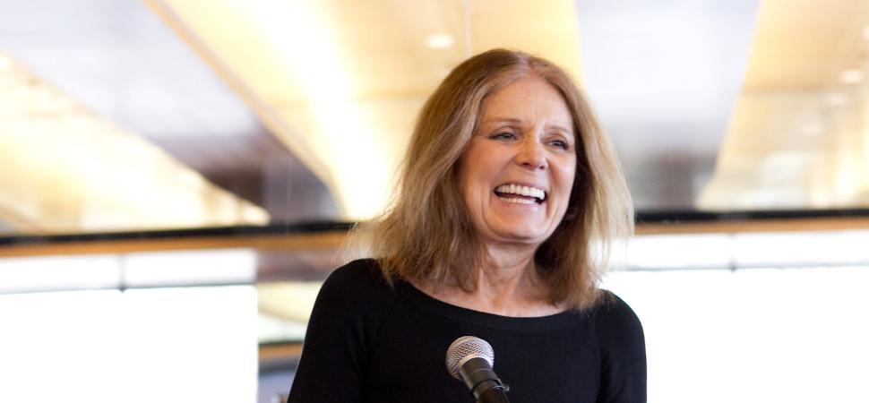 Gloria Steinem, Premio Princesa de Asturias de Comunicación y Humanidades