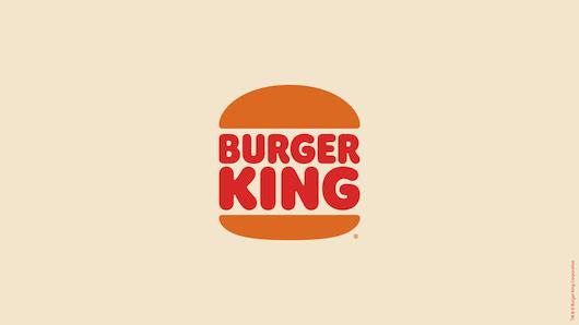El nuevo logo de Burger King